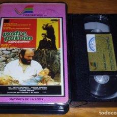 Cine - PADRE PATRON / PADRE PADRONE - VHS - 165337154