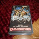 Cine: PELICULA ELIMINATORS VHS DIR PETER MANOOGIAN CBS FOX . Lote 165997546