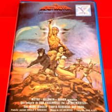 Cine: EL SEÑOR DE LAS BESTIAS (1982) - THE BEASTMASTER (CIVSA). Lote 166291802