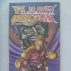 Cine: CINTA DE VIDEO, VHF : FLASH GORDON , LAS PIEDRAS DEL SOL . MARVEL . DIBUJOS ANIMADOS. Lote 166535374