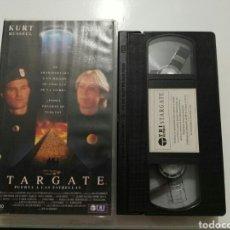 Cine: VHS- STARGATE- KURT RUSSELL JAMES SPADER (2). Lote 167543582