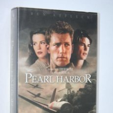 Cine: PEARL HARBOR *** PELÍCULA VHS *** TOUCHSTONE HOME VIDEO. Lote 167589776
