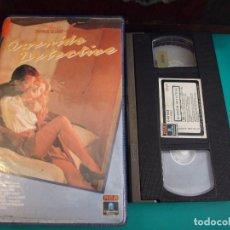 Cine: QUERIDO DETECTIVE - JIM MCBRIDE - DENNIS QUAID , ELLEN BARKIN - RCA 1988 1500 PELICULAS EN SUBASTA. Lote 180178831