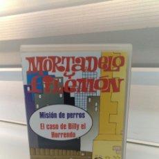 Cine: MORTADELO Y FILEMÓN VHS. Lote 168577292