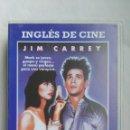 Cine: MORDISCOS PELIGROSOS VHS JIM CARREY VERSIÓN ORIGINAL SUBTITULADA EN INGLÉS. Lote 168612521