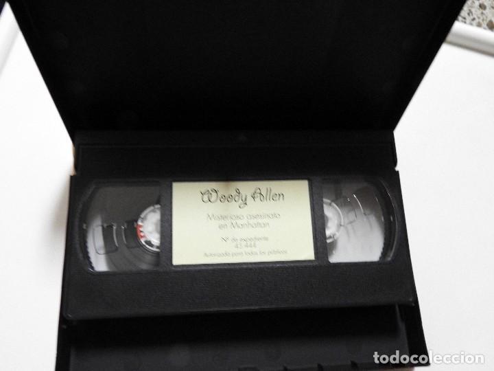 Cine: Misterioso asesinato en Manhattan, dtor. Woody Allen - Foto 2 - 168948460