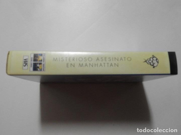 Cine: Misterioso asesinato en Manhattan, dtor. Woody Allen - Foto 3 - 168948460