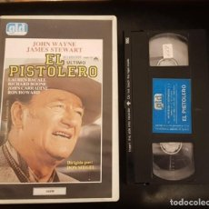 Cine: EL PISTOLERO - DON SIEGEL - LAUREN BACALL , RICHARD BOONE - GLD 1984. Lote 168961872