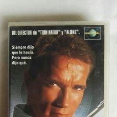 Cine: MENTIRAS ARRIESGADAS VHS. Lote 169030624