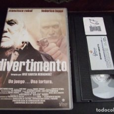 Cine: DIVERTIMENTO - JOSE GARCIA HERNANDEZ - FRANCISCO RABAL , FEDERICO LUPPI - FILMAX. Lote 169200320