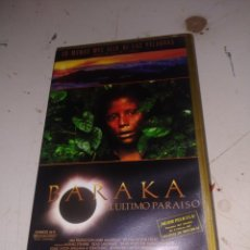 Cine: PELÍCULA VHS BARAKA . Lote 169811056