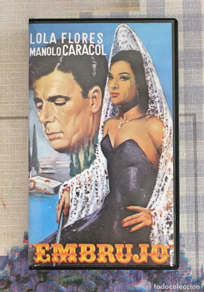 PELÍCULA VHS - EMBRUJO (Cine - Películas - VHS)