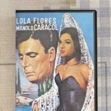 Cine: PELÍCULA VHS - EMBRUJO. Lote 169875168