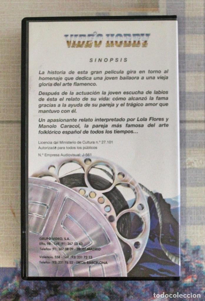 Cine: Película VHS - Embrujo - Foto 2 - 169875168