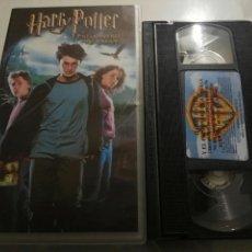 Cine: VHS- HARRY POTTER Y EL PRISIONERO DE AZKABAN. Lote 170174204