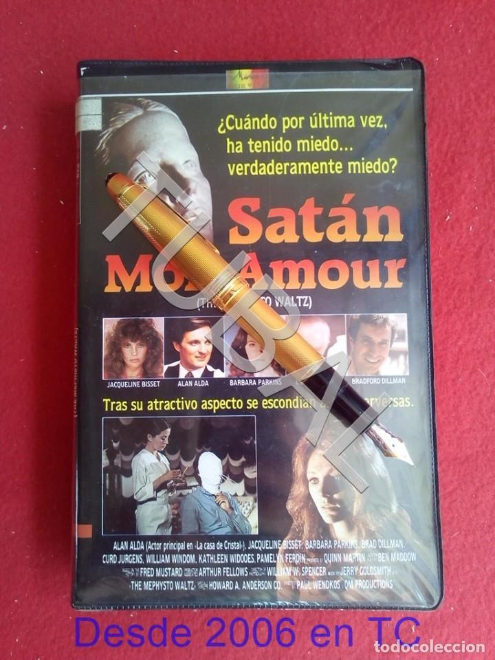 TUBAL VHS SATAN MON AMOUR PELICULA (Cine - Películas - VHS)