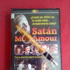Cine: TUBAL VHS SATAN MON AMOUR PELICULA. Lote 170295220