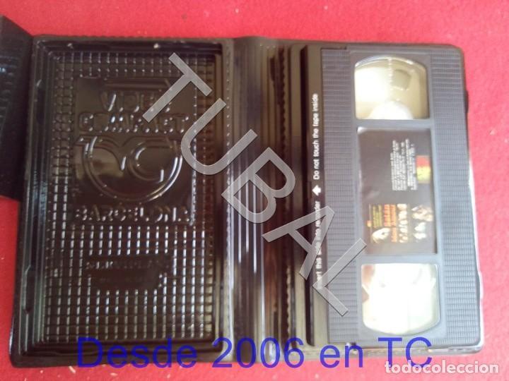 Cine: TUBAL VHS SATAN MON AMOUR PELICULA - Foto 2 - 170295220