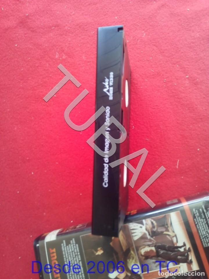 Cine: TUBAL VHS SATAN MON AMOUR PELICULA - Foto 3 - 170295220