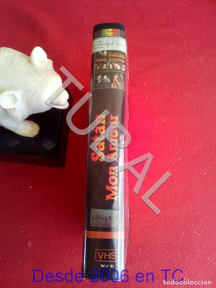 Cine: TUBAL VHS SATAN MON AMOUR PELICULA - Foto 6 - 170295220