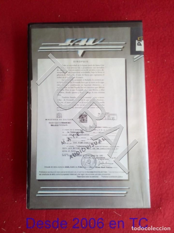 Cine: TUBAL VHS LOS FIELES SIRVIENTES PELICULA - Foto 3 - 170295420