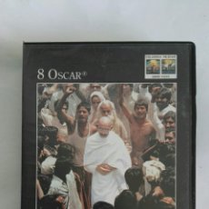 Cine: GANDHI V.O. INGLESA VHS. Lote 170319433