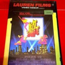 Cine: BEAT STREET (1984) - 1ª EDIICIÓN LAUREN. Lote 170321020