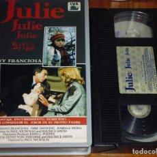 Cine: JULIE JULIE . SUSPENSE - VHS. Lote 170411080