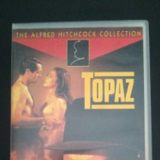 Cine: TOPAZ. ALFRED HITCHCOCK. VHS.. Lote 170438498