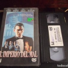 Cine: EL IMPERIO DEL MAL - MICHAEL KARBEL - CRHISTIAN SLATER , PATRICK DEMSEY - CIC 1992. Lote 170538512