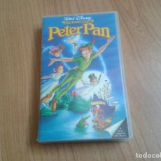Cine: PETER PAN -- WALT DISNEY -- VHS. Lote 171044153