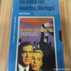Cine: VÉRTIGO (DE ENTRE LOS MUERTOS) ALFRED HITCHCOCK. Lote 171141808