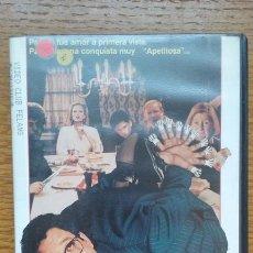 Cine: UN TIPO CON SUERTE. RAREZA VHS COMEDIA DE TERROR .DIRIGIDA POR ANTHONY PERKINS. Lote 171215807