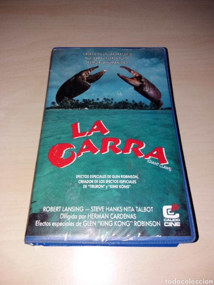 VHS - LA GARRA (Cine - Películas - VHS)