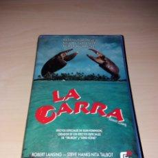 Cine: VHS - LA GARRA. Lote 171339785