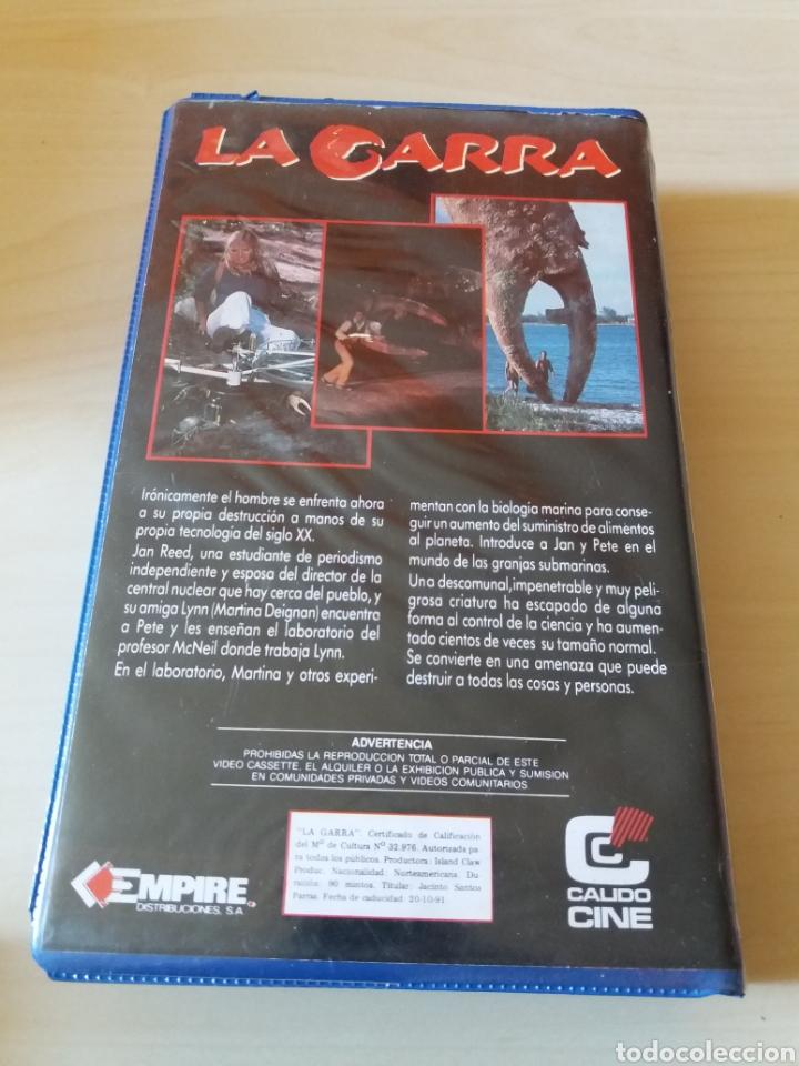 Cine: VHS - LA GARRA - Foto 2 - 171339785