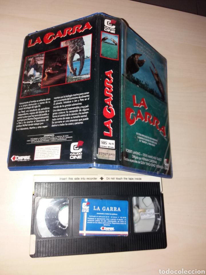 Cine: VHS - LA GARRA - Foto 4 - 171339785
