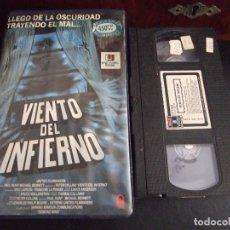 Cine: VIENTO DEL INFIERNO - CHARLES PHILIP MOORE - ERIC LARSON , FRANCINE LA PENSEE - RCA 1990. Lote 171342467