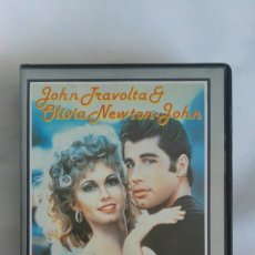 Cine: GREASE VHS. Lote 171398844