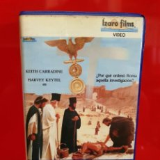 Cine: UNA HISTORIA QUE COMENZO HACE 2000 AÑOS (1986) - L'INCHIESTA. Lote 171755619
