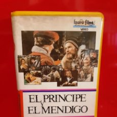 Cine: EL PRINCIPE Y EL MENDIGO (1977) - RICHARD FLEISCHER - CHARLTON HESTON - IZARO CANNON. Lote 171792742