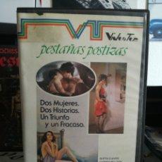 Cine: PESTAÑAS POSTIZAS - UNICA EN TC - ANTONIO BANDERAS. Lote 171800874