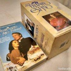 Cine: SERIE COMPLETA ''EL PÁJARO ESPINO'' Y ''LOS AÑOS PERDIDOS'' (1996) - VHS. Lote 172033689