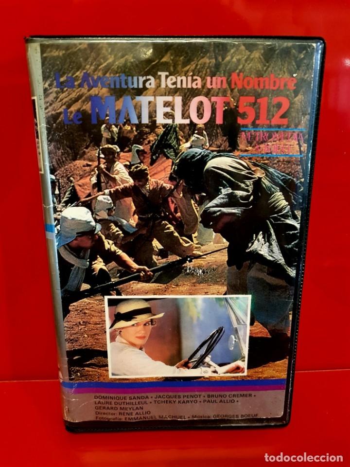 MATELOT 512 (1984) - EL MARINERO 512 (Cine - Películas - VHS)
