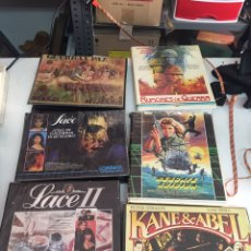 Cine: VHS CINTAS VÍDEO CARÁTULA GRANDES. Lote 172474225