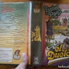 Cine: ''EL DUELO ''1 EDICCION ''RRAREZA''VHS. Lote 172627789