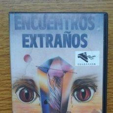 Cine: ENCUENTROS EXTRAÑOS PARANORMAL RAREZA SOLO DOS EN TC. Lote 172734080