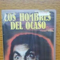 Cine: LOS HOMBRES DEL OCASO - TERROR ÚNICA EN TC RAREZA. Lote 172751773