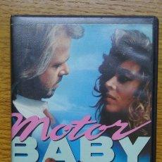 Cine: MOTOR BABY RAREZA ÚNICA EN TC. Lote 172833372