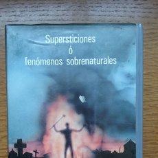Cine: SCREAM VHS- DIRECTOR: BYRON QUISENBERRY- TERROR- RAREZA 1981 POCAS EN TC. Lote 172871138